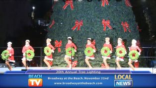 Broadway at the Beach Tree Lighting - Local News
