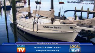 The Governor Stone in Historic St. Andrews Marina - Local News