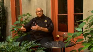Kevin Belton from New Orleans School of Cooking - Celebrity Chefs