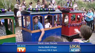 Mardi Gras at HarborWalk Village