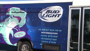 Bud Light Spring Break Safe Rides