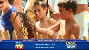 Schooners Lobster Festival & Tournament - Local News