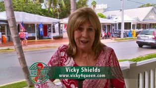 Vicky Shields for Fantasy Fest Queen