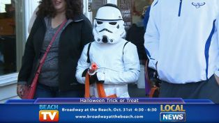 Broadway at the Beach Halloween Trick or Treat - Local News