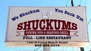 Shuckums Oyster Pub in Panama City Beach, FL