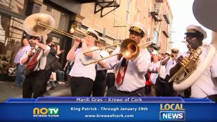 Krewe of Cork Mardi Gras - Local News