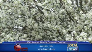 Atlanta Dogwood Festival Interview - Local News