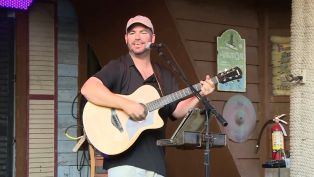 Clay Musgrave at Sharky's - Nightlife