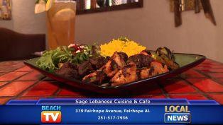 Sage Lebanese Cuisine & Cafe - Dining Tip