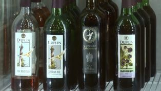 Duplin Winery Wine Tip - Where to Store Wine