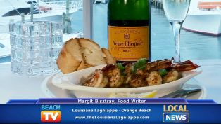 Louisiana Lagniappe - Dining Tip
