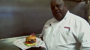 Director of Culinary Chef Eric Cleveland from Shoney's - Celebrity Chefs