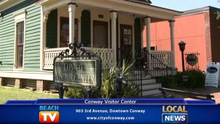 Conway Visitor Center - Local News