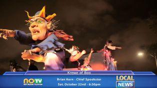 Krewe of Boo Halloween Parade - Local News