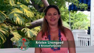 Kristen Livengood for Fantasy Fest Queen