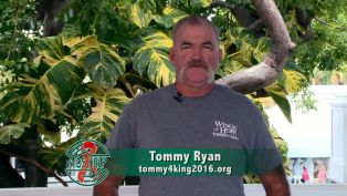 Tommy Ryan for Fantasy Fest King