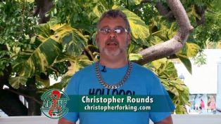 Christopher Rounds for Fantasy Fest King