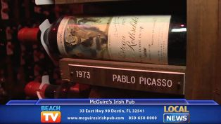 McGuire's Wine Collection - Dining Tip