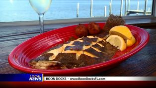 Boon Docks - Dining Tip