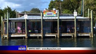 Bayou Joe's - Dining Tip