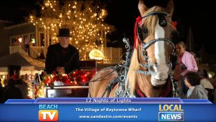 12 Nights of Lights at the Village of Baytowne Wharf - Local News