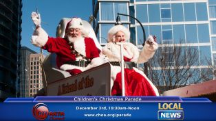 Children's Christmas Parade - Local News