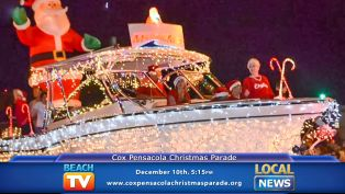 Cox Pensacola Christmas Parade - Local News