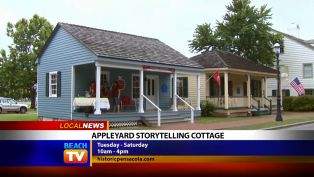 Appleyard Storytelling Cottage - Local News
