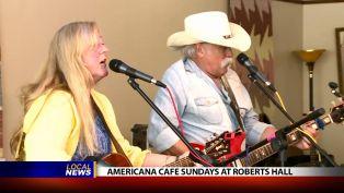 Americana Cafe Sundays at Roberts Hall - Local News