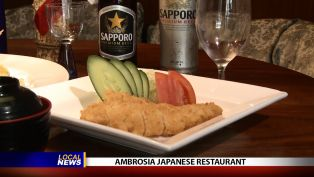 Ambrosia Japanese Restaurant - Local News