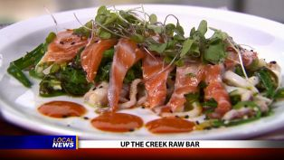 Up the Creek Raw Bar - Local News