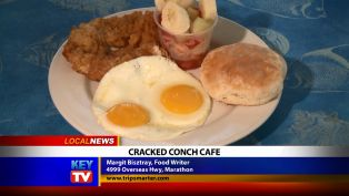 Cracked Conch Cafe - Local News