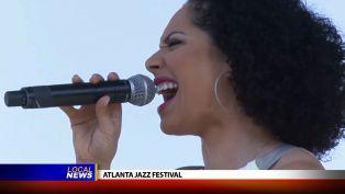 Atlanta Jazz Festival in Piedmont Park - Local News