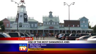 One of the Most Dangerous Jobs - Local News