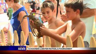 Lobster Festival & Tournament at Schooners
