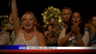 Pepsi Spring Jam - Local News