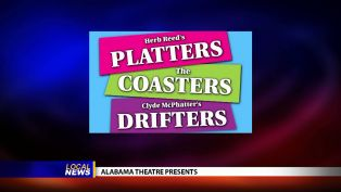 Alabama Theatre Presents - The Platters, Drifters, & The Coasters