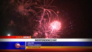 July 4th in Atlanta - Local News