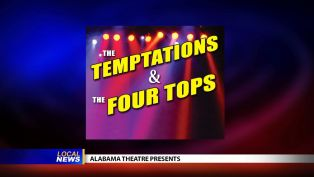 Alabama Theatre Presents - Temptations & The Four Tops