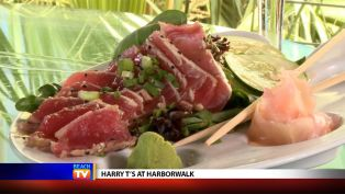 Harry T's at HarborWalk - Dining Tip
