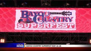 Bayou County Superfest - Local News
