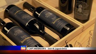Capt. Anderson's Wine Club - Local News