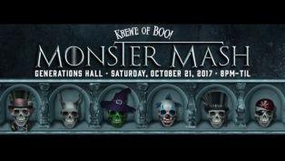 Krewe of Boo's Monster Mash