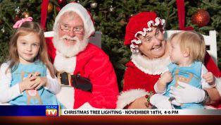 The Hammock Shops Village Christmas Tree Lighting - Local News