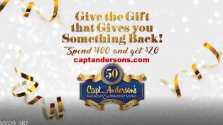 Capt. Anderson's Gift Cards