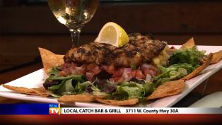 Local Catch Bar and Grill - Dining Tip