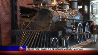Legendary Texas Train Exhibit to Open Late 2018 - Local News