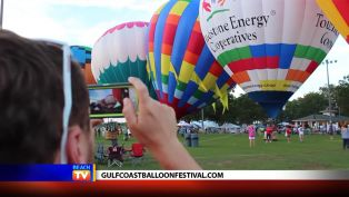 Gulf Coast Hot Air Balloon Festival - Local News