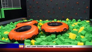 Just Jump Trampoline Park - Local News