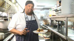 Duane Nutter from One Flew South - Celebrity Chefs